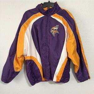 NFL Minnesota Vikings Football Winter Jacket